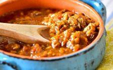 La ricetta del ragù di nocciole per le occasioni speciali