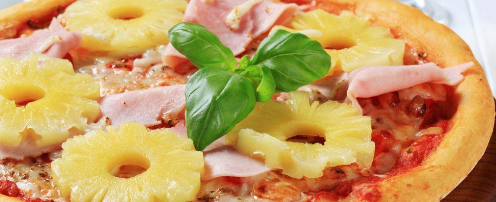 Pizza e ananas: il divieto che fa sorridere (e ben sperare)