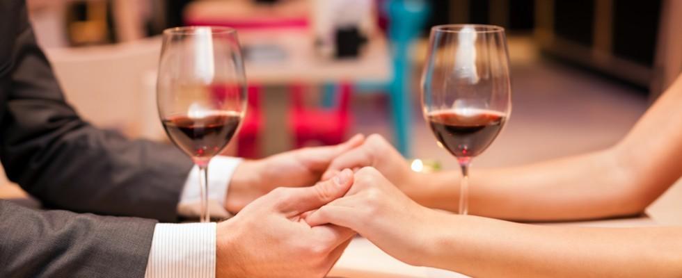 5 idee per non sbagliare vino a San Valentino