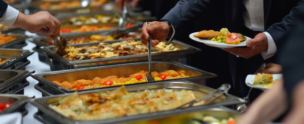 Epic Fail: cose da non fare MAI a un buffet