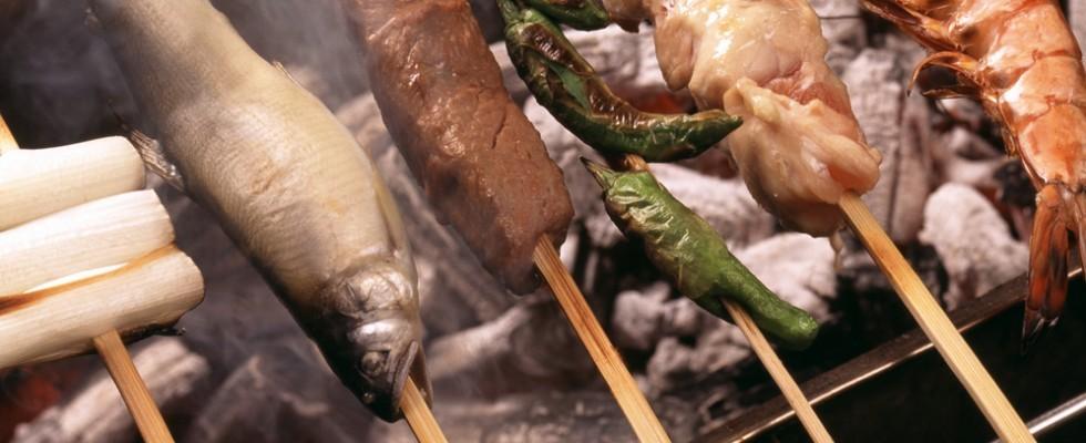 Robatayaki, il barbecue alla giapponese
