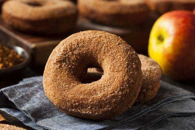 cider donut