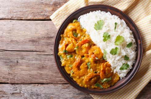 Speziato: giro del mondo in 16 curry