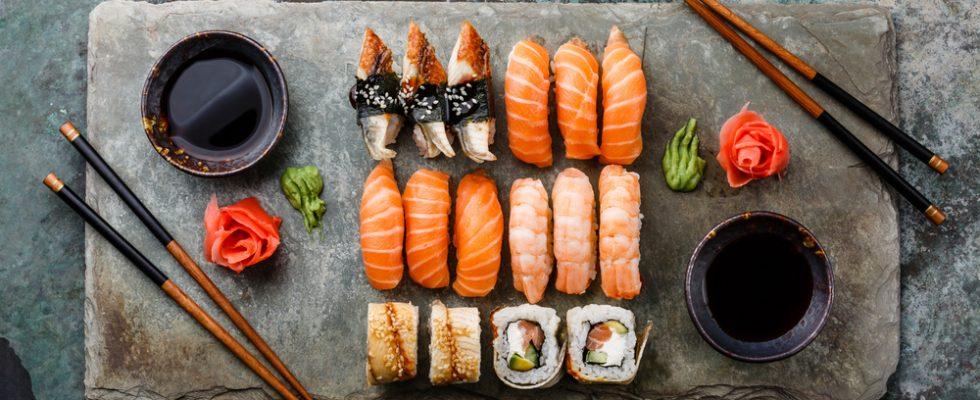 Conoscere il sushi dalla A alla Z