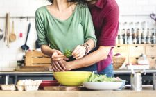 Per S. Valentino: share-cooking therapy