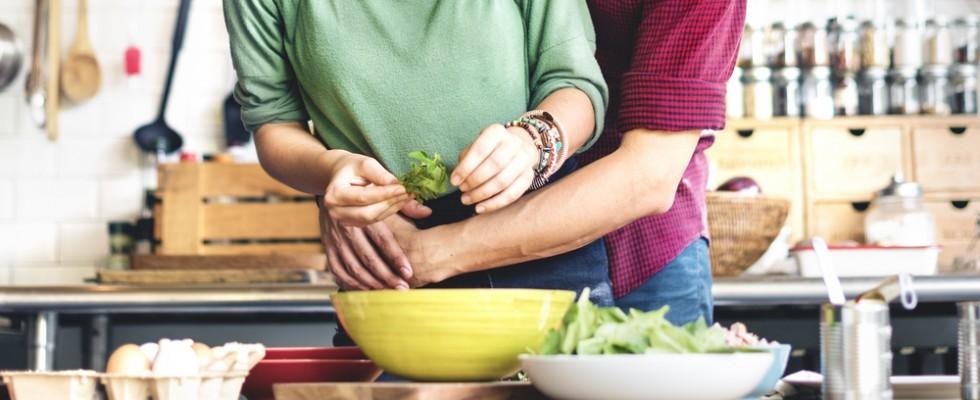 Per San Valentino provate la share-cooking therapy