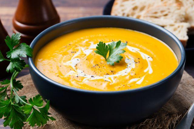 zuppa curcuma