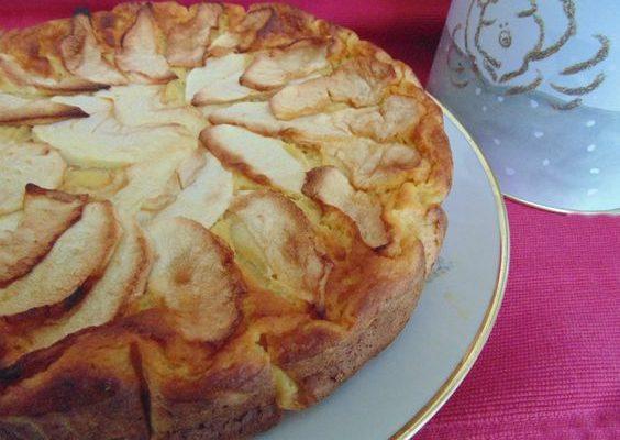 La torta di mele con la ricetta di Marco Bianchi