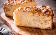 La ricetta della torta di mele e zenzero candito