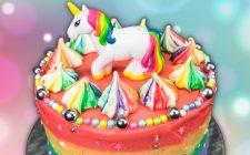 Arcobaleni commestibili: unicorn food