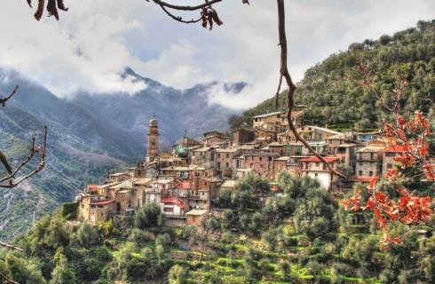 Itinerario nella valle della Taggiasca, la Valle Argentina