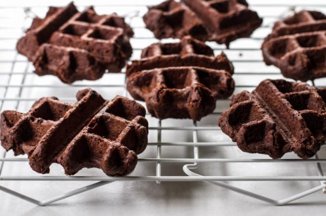 waffle-brownies
