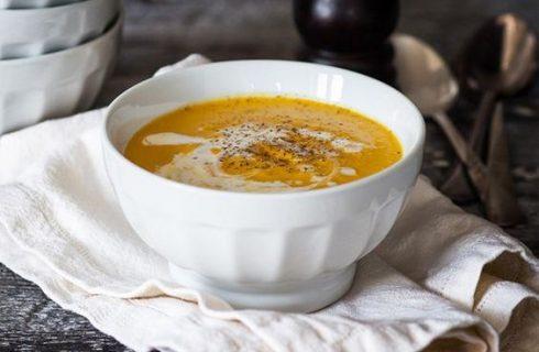 Vellutata di cavolfiore allo zafferano: la ricetta perfetta per cena
