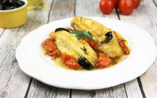 Coda di rospo in padella: ricetta semplice ma gustosa
