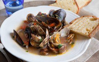 Guazzetto di pesce: la ricetta di base