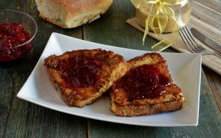 Pain perdu: reinventare il pane raffermo