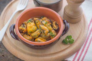 Cozze allo zafferano, ricetta abruzzese