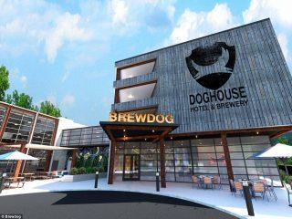 BrewDog lancia la costruzione di un hotel della birra