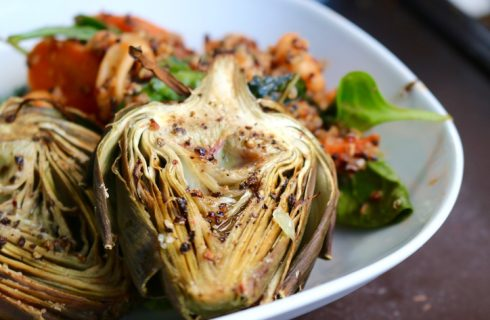 Come cucinare i carciofi: la ricetta base