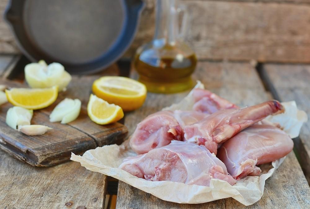 A lezione da roberto liberati come porzionare un coniglio - Come cucinare un coniglio ...