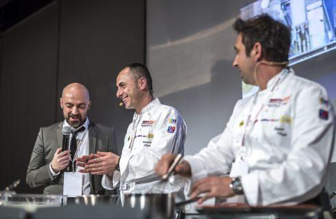 Identità Golose 2017: viaggiare con la cucina di Francesco Apreda