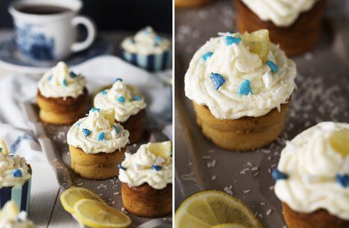 La ricetta dei cupcake mimosa per la Festa della Donna