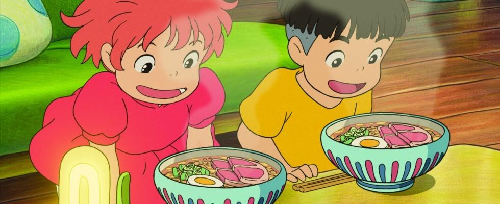 Il cibo di Hayao Miyazaki diventa reale