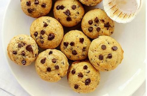 I muffin alla ricotta e gocce di cioccolato con la ricetta golosa