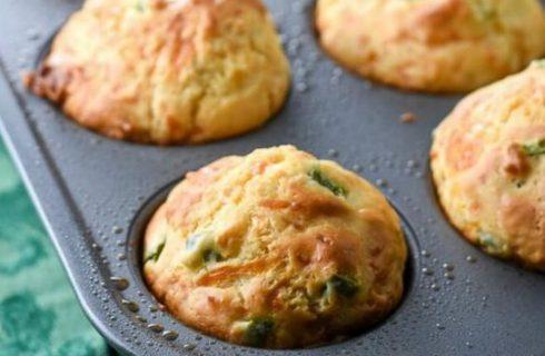 I muffin salati per la Festa della donna con la ricetta veloce