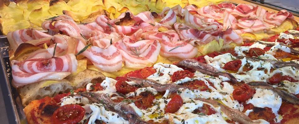 La Città della Pizza part two: la pizza al taglio
