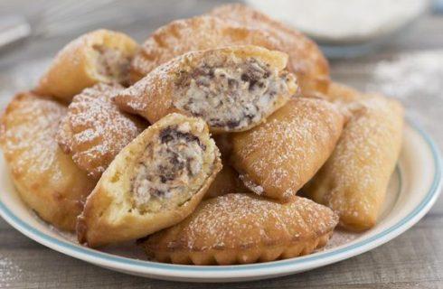 Ravioli dolci con ricotta e cioccolato: la ricetta golosa