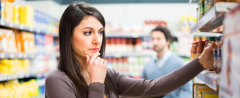 Arrivano le etichette colorate che avvertono quando il cibo è scaduto