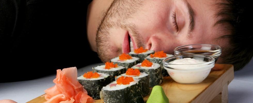 Epic Fail: 7 cose da non fare MAI quando si mangia il sushi