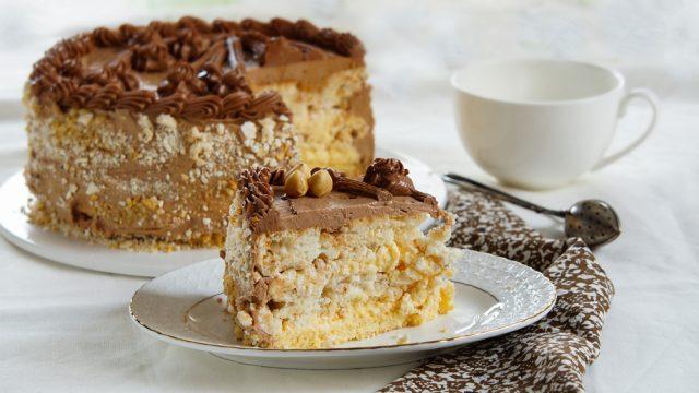 torta di kiev