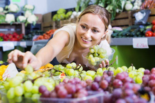 scegliere uva