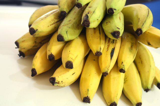 banane ammaccate