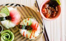 Tacos e donuts: come cambia il sushi