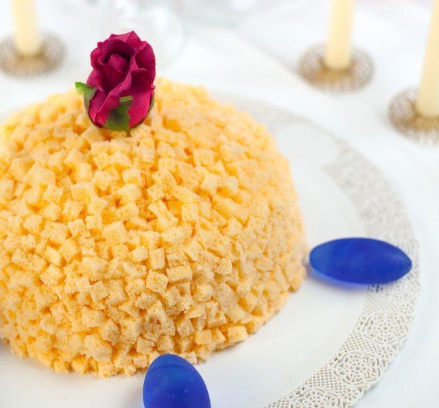 La torta mimosa senza glutine con la ricetta facile