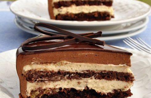 Torta sette veli: la ricetta con il Bimby