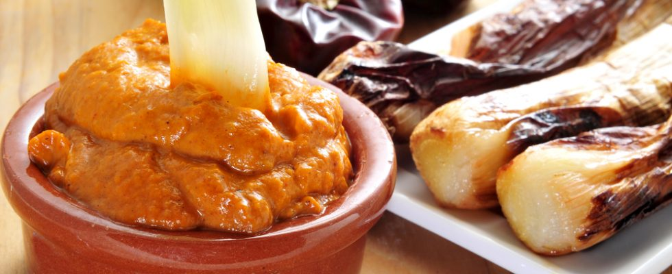 Salsa Romesco, gusto catalano