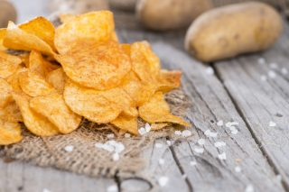 Chips di patate, da fare in casa
