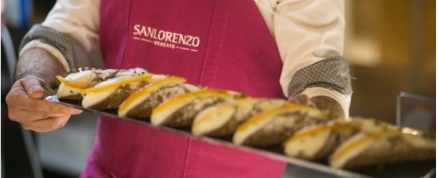 Palermo: arriva il primo Cannolo Festival