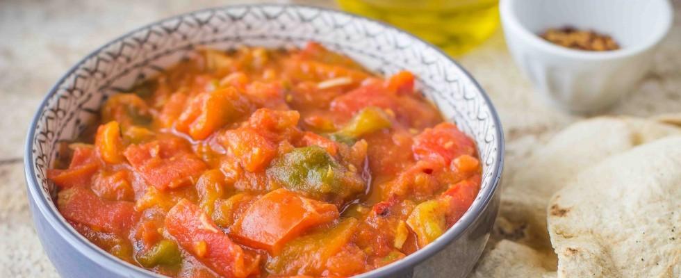 Matbucha, la peperonata marocchina