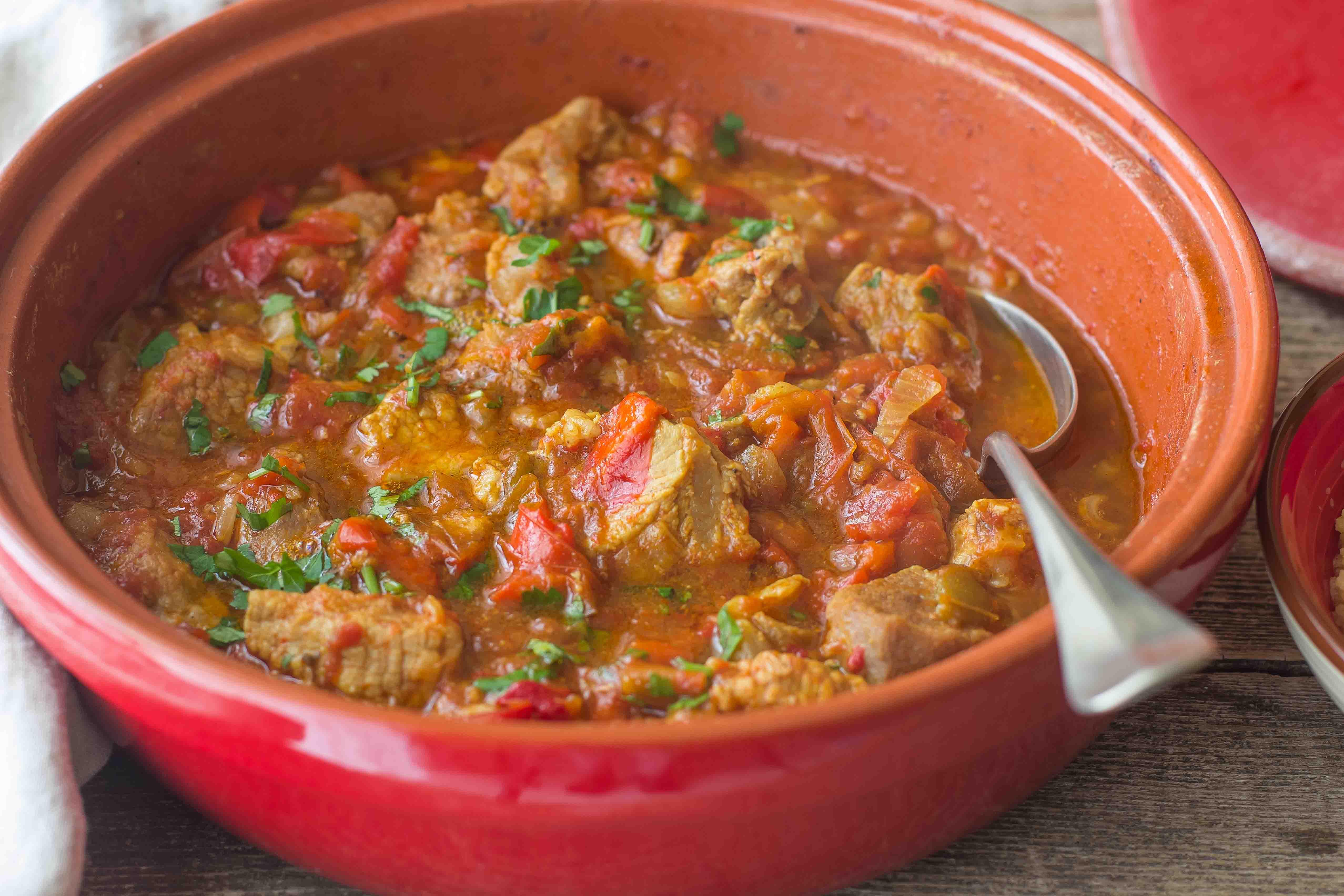 Ricetta tajine di vitello agrodolce - Secondi piatti da cucinare in anticipo ...
