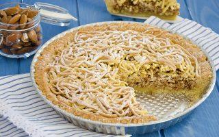 Torta di tagliatelle: ricetta tradizionale
