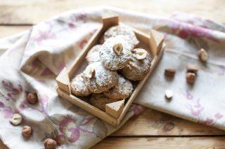 Biscotti senza glutine alle nocciole