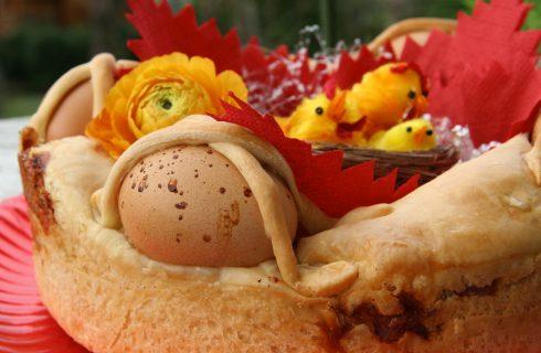 Il casatiello pasquale con la ricetta originale napoletana
