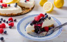 Cheesecake ai frutti di bosco, la ricetta