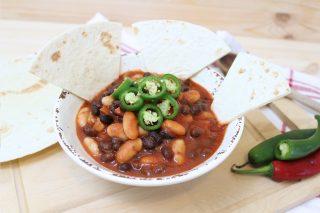 Chili vegano: messicano per tutti