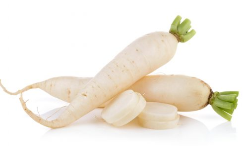 Daikon, 6 ricette vegan da provare